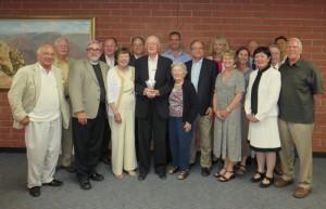 Board of Directors, July 2013